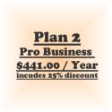 Plan 3-Premium Business (Billed @ $ 531/yr